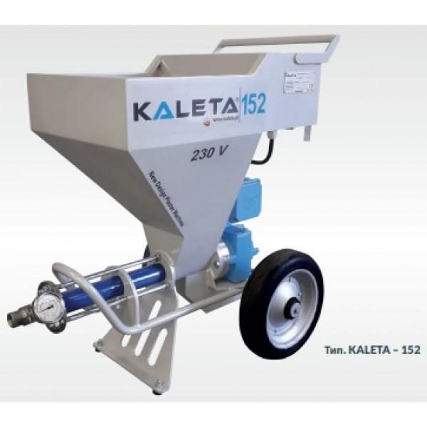 Штукатурный агрегат KALETA 6S - 230V модульный