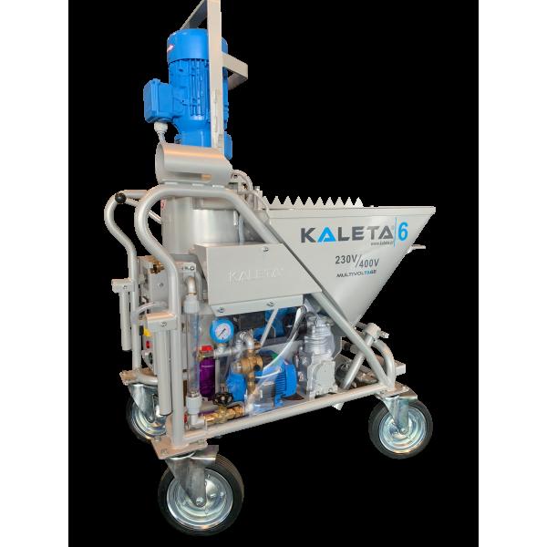 Штукатурный агрегат KALETA 6-230/400 MULTIVOLTAGE