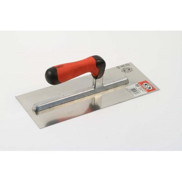 OLEJNIK Гладилка SUPЕR PROFI с двухкомпонентной ручкой 300х130 мм