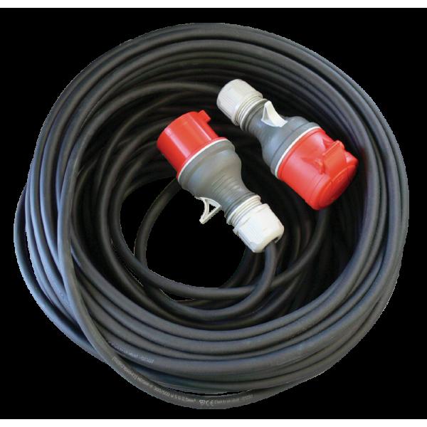 Провод OW 5x2,5 кабеля с фитингами Калета
