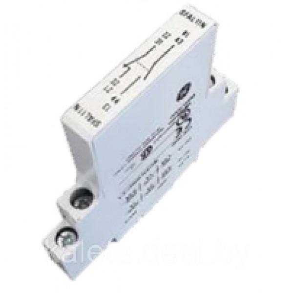 Система контактов термического выключателя
