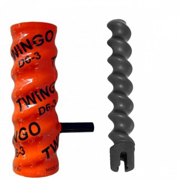Шнековая пара D6-3 TWINGO KALETA