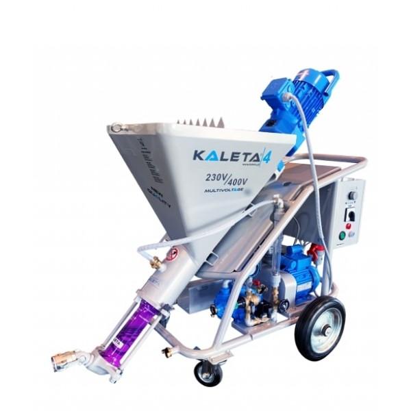 Штукатурный агрегат KALETA 4 - 230/400 MULTIVOLTAGE