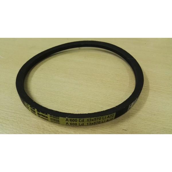 Ремень привода компрессора А 600 LD 13*570 клиновой ремень